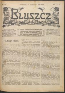 Bluszcz : pismo tygodniowe ilustrowane poświęcone sprawom kobiecym, 1912 R. 48, nr 42
