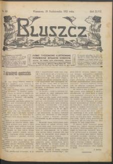 Bluszcz : pismo tygodniowe ilustrowane poświęcone sprawom kobiecym, 1912 R. 48, nr 43