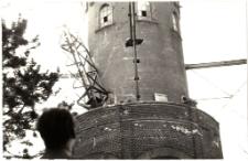 Wieża Bismarcka w Mrągowie. [1]