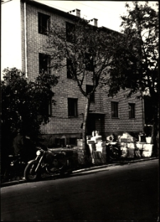 Ulica Lenina w Mrągowie. [1]