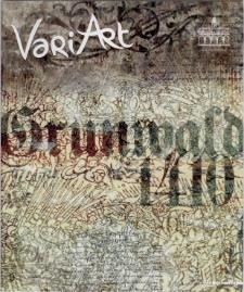 VariArt : pismo kulturalno-literackie, 2010 (R. 3), nr 2