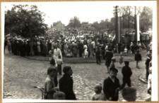 Pochód pierwszomajowy w Mrągowie 1961. [2]