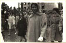 Pochód pierwszomajowy w Mrągowie 1961. [4]