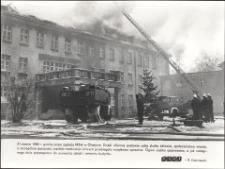 [Pożar Polikliniki MSW w Olsztynie - 21 marca 1980 r.]