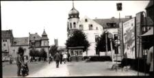 Ulica Ratuszowa w Mrągowie. [3]
