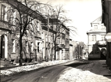 Ulica Kościuszki w Mrągowie. [1]