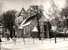 Kościół ewangelicko-augsburski w Mrągowie. [1]