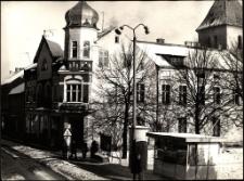 Ulica Ratuszowa w Mrągowie. [4]