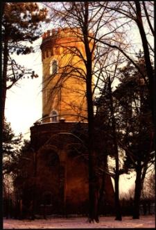 Wieża Bismarcka w Mrągowie. [3]