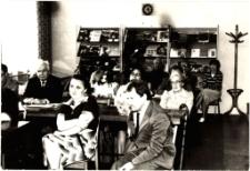 [Spotkanie autorskie z Tadeuszem Willanem w Miejskiej Bibliotece Publicznej w Mrągowie. 2