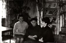 [Spotkanie autorskie z Marią Zientarą-Malewską w Powiatowej i Miejskiej Bibliotece Publicznej w Mrągowie 1968. 2]