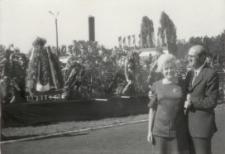 [Wojewódzkie dożynki w Olsztynie w 1974 r. 1]