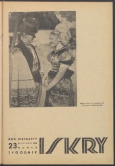 Iskry, 1938, nr 23