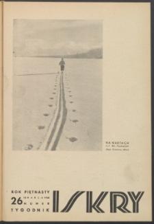 Iskry, 1938, nr 26