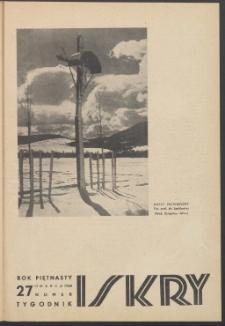 Iskry, 1938, nr 27