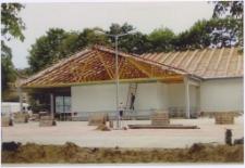 Budowa sklepu sieci Lidl w Mrągowie 2005