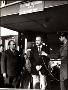 [Inauguracja roku przedszkolnego w Mrągowie 1974. 3]