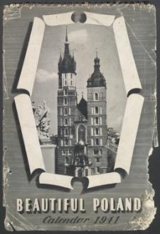 Beautiful Poland : calendar 1941