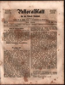 Pastoralblatt für die Diözese Ermland, 1873, nr 14