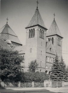 [Kościół św. Józefa w Olsztynie. 1]
