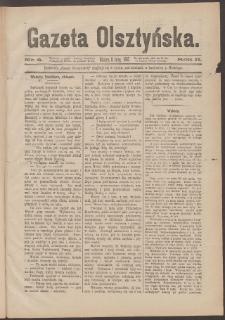 Gazeta Olsztyńska, 1887, nr 6