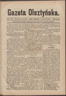 Gazeta Olsztyńska, 1887, nr 15