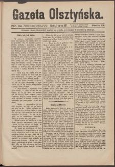 Gazeta Olsztyńska, 1887, nr 22