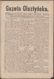 Gazeta Olsztyńska, 1887, nr 24