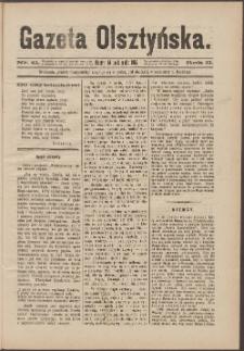 Gazeta Olsztyńska, 1887, nr 41