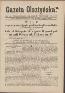 Gazeta Olsztyńska, 1887, nr 45