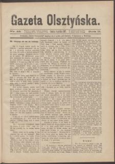 Gazeta Olsztyńska, 1887, nr 49