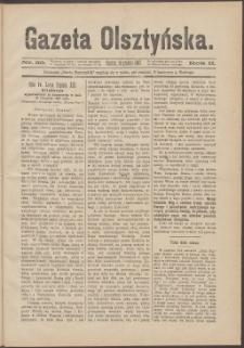 Gazeta Olsztyńska, 1887, nr 50