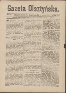 Gazeta Olsztyńska, 1888, nr 2