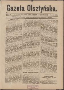 Gazeta Olsztyńska, 1888, nr 5