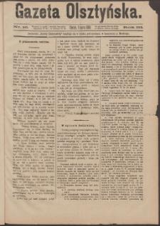 Gazeta Olsztyńska, 1888, nr 10