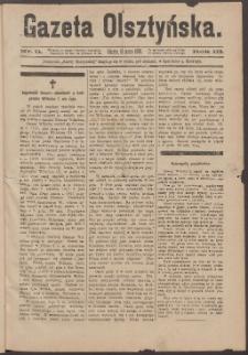 Gazeta Olsztyńska, 1888, nr 11