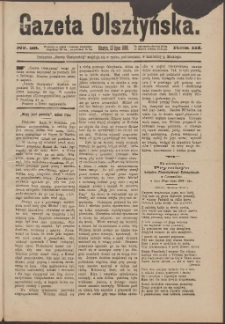 Gazeta Olsztyńska, 1888, nr 28