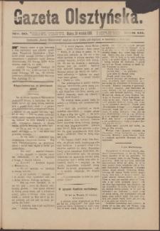 Gazeta Olsztyńska, 1888, nr 39
