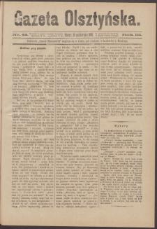 Gazeta Olsztyńska, 1888, nr 43