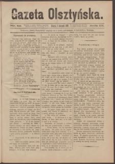 Gazeta Olsztyńska, 1888, nr 45
