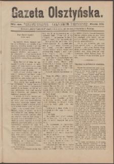 Gazeta Olsztyńska, 1888, nr 49