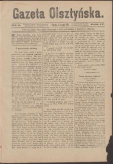Gazeta Olsztyńska, 1889, nr 2