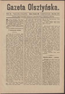 Gazeta Olsztyńska, 1889, nr 3