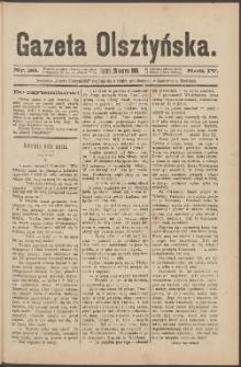 Gazeta Olsztyńska, 1889, nr 26