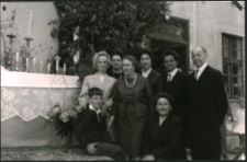 [pp. Karbowscy, pp. Grabowscy, Płocharska i wnuk, Małkowska]