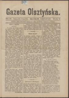 Gazeta Olsztyńska, 1890, nr 21