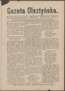 Gazeta Olsztyńska, 1890, nr 28