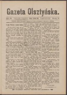 Gazeta Olsztyńska, 1890, nr 31