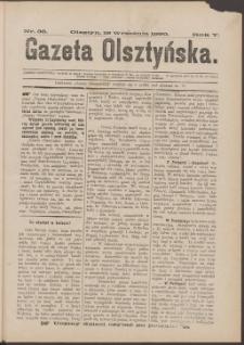 Gazeta Olsztyńska, 1890, nr 38