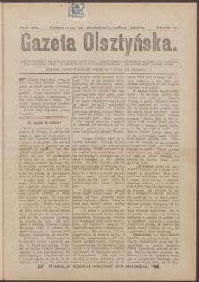 Gazeta Olsztyńska, 1890, nr 43